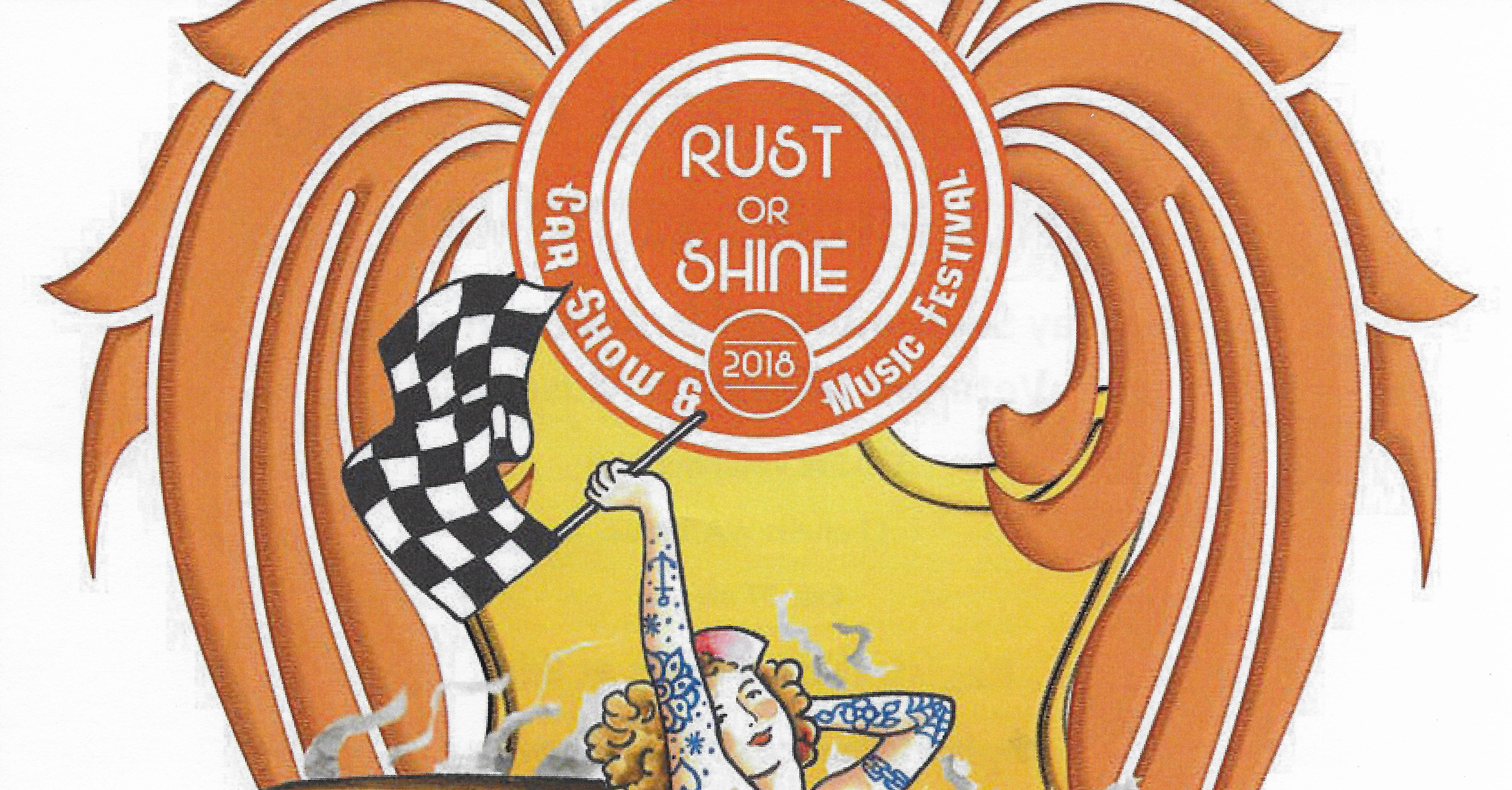 Rust or Shine Car Show & Music Festival - September 2nd