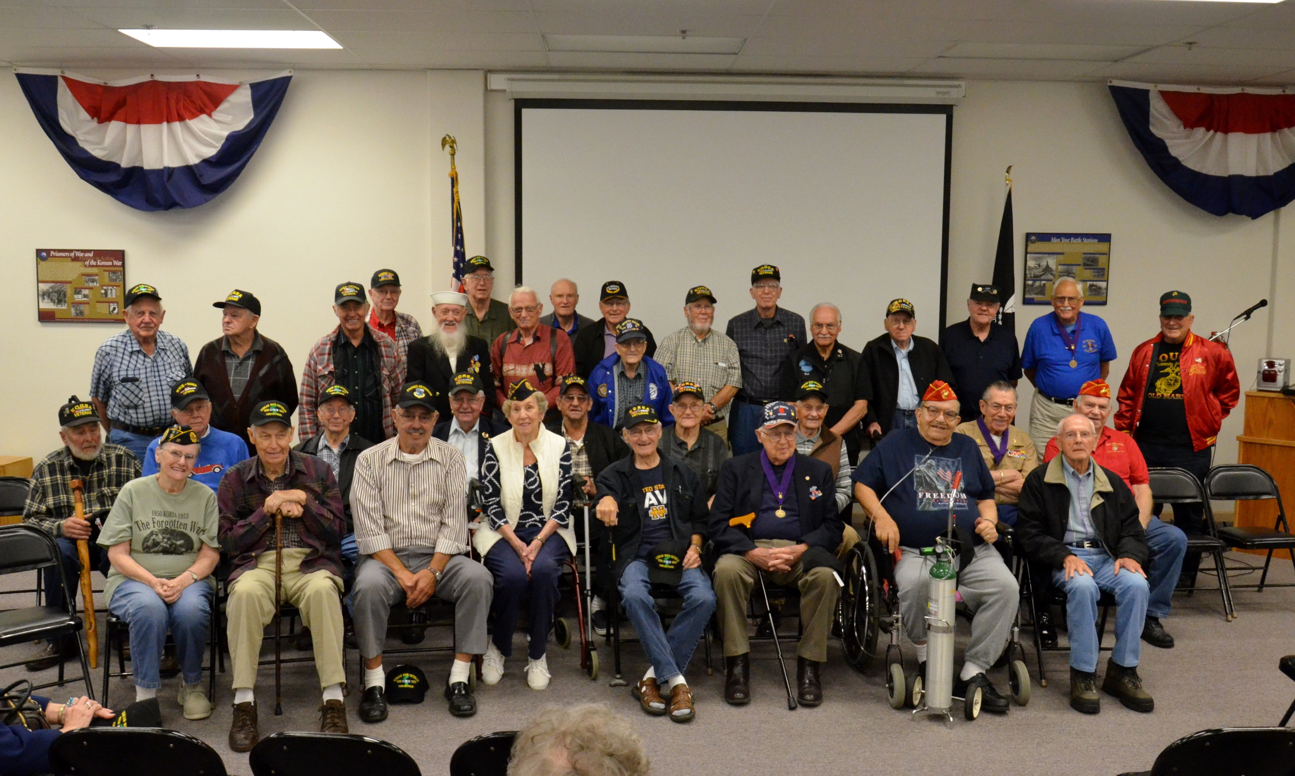 Korean War Veterans and POW/MIA Day