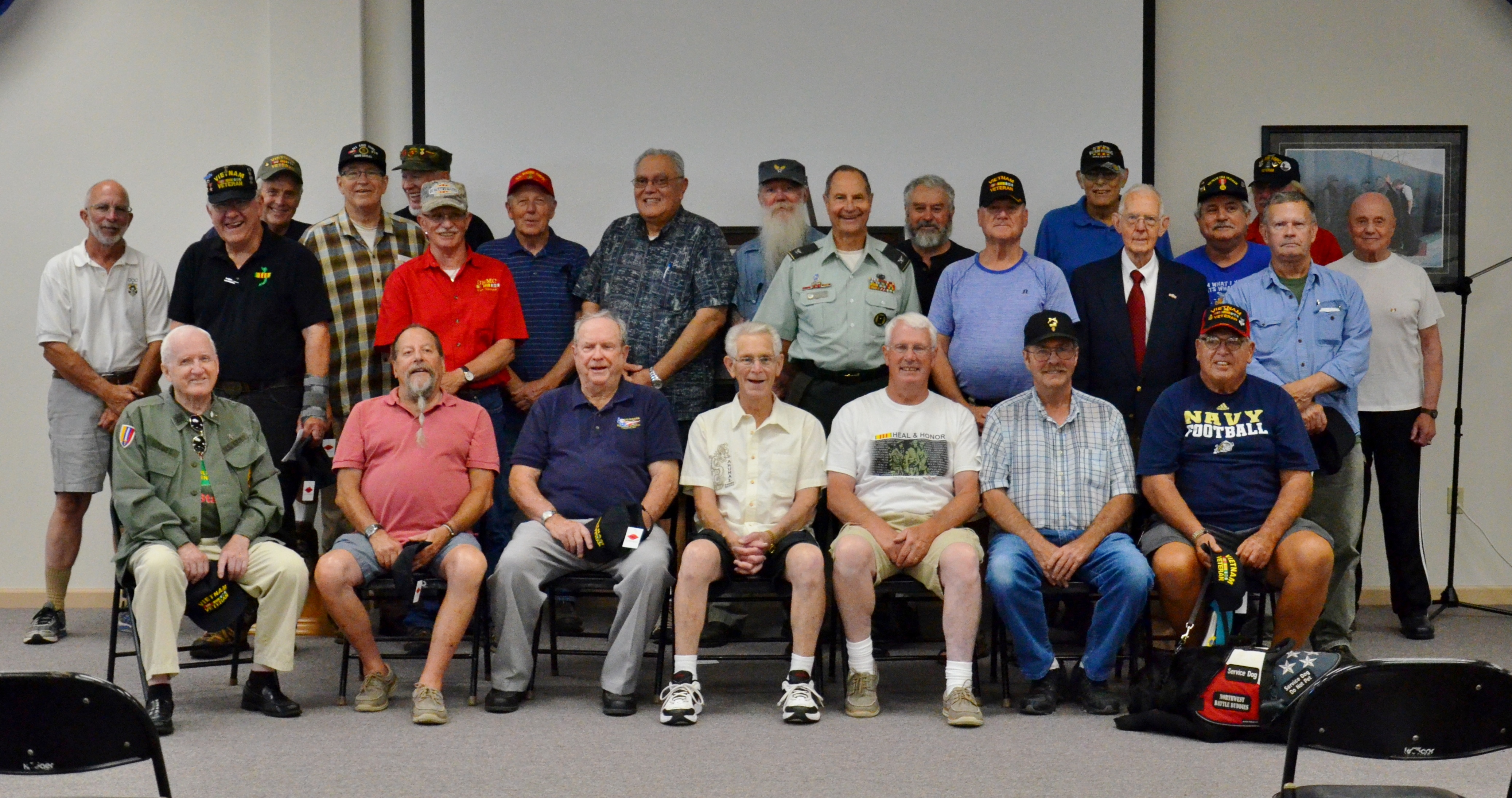 Vietnam Veterans Remembrance Day Aug. 3rd