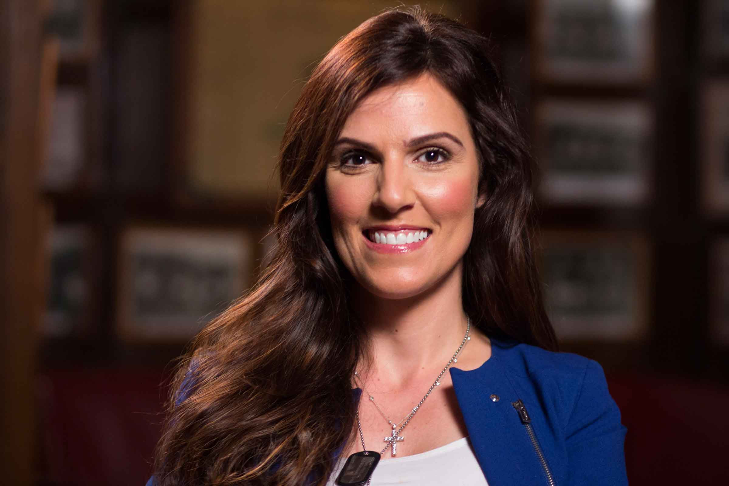 Desert War Veterans Remembrance Day with Taya Kyle